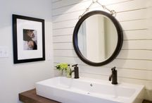 Foyer Bathroom / by Alicia Morris