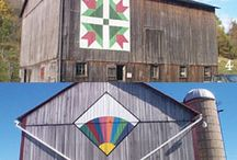 Barn Quilts / by Teresa Cozadd