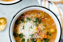 Recipes - Soups and Stews