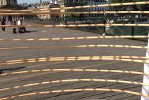 Paris au mois d'août // Feriel lamp visits Paris in august