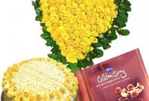 Buy Flowers, Cakes and Chocolates Combos Online and Send it to Bangalore, India / Flowers and sweet combos are a great gift which can be given on any occasion. Wishes are very important on all occasions and being away from loved ones is no reason why one cannot be a part of their celebrations.