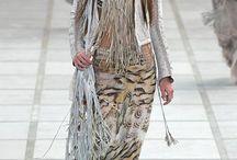 Leopard print / clothing