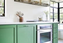Kitchens / by Annie Mayberry