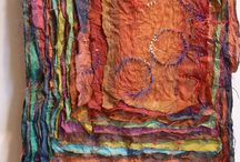 Fascinating textures & colours
