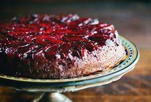 Tasty Recipe For Plum Cake