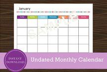 Calendars for Travel Planning
