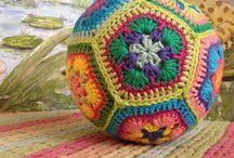 afrikankukka pallo
