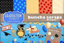 Buncha Scraps Occasions & Celebrations / Buncha Scraps Occasions & Celebrations Digital Scrapbooking Graphic Collections for all your Paper Crafting Projects