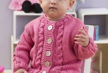 Knitting Patterns for Baby / All free knitting patterns for babies and toddlers.