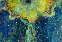 Artist - Leigh Mccloskey / by Jeanne Medina