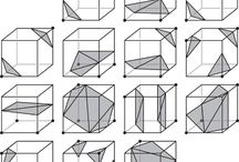 boolean operations / drawing volumes and 3d geometric objects