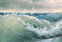 Víz, tenger