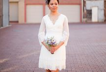 Gone but Not Forgotten / Lovely wedding gowns that are available for off the rack sales only.