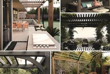 Outdoors / Garden and verandah ideas