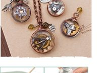 Resin / Jewelery