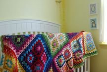 Crochet ... knitted