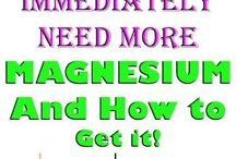 magnesium  ...25 signs you you maybe lacking in