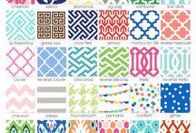 Patterns-Fabrics