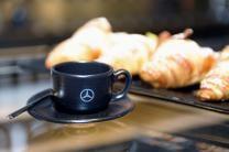 MERCEDES BENZ CAFE'