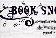 Booksnob's  blog / An eclectic book blog by a woman who reads what she wants regardless of public opinion.