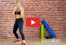 cardio core workout boxing