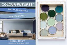 OrcaCool ✪ 2017 Color Trends / Kleur paletten, kleuren, colors, Trend