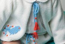 DIY : Baby knit