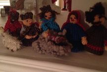 Stuff I've made / Crochet