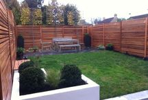 Slatted Screens & Fencing / Whether you're looking for a traditional or contemporary style fence we've got some great pictures of fences our customers have built to inspire you.