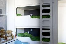 Habitaciones niños / Diseños
