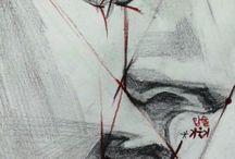 Drawings Portraits