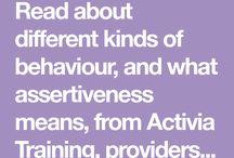Behavior types