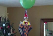 Elf on a shelf / by Amy Witherell