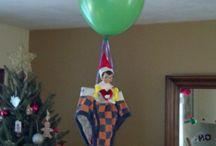 Elf on shelve