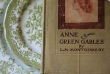 Anne of Green Gables / by Christine Smith