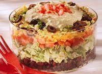 Salads / Different salads....yum