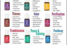 essential oils / by Marlee Huber