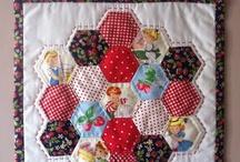 ASWC ~ mini quilt inspiration
