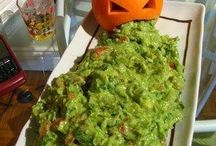 Halloween Food & decor