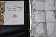 Farmer's Wife Quilt / by TJH