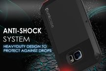 GALAXY S6 EDGE CASE, PUNKCASE METALLIC SLIM METAL COVER ARMOR CASE ! / Galaxy S6 EDGE Case, PUNKcase Metallic Shockproof Slim Metal Cover Armor Case Samsung S6 EDGE PUNKcase Metallic Case Is Made with a Strong Aluminum Alloy Bumper, Rubber to Provide a Non-Slip Grip & Protect Port Openings, & a Polycarbonate Film Seals So Your Phones Color Can Shine Through All Buttons, Ports, & Controls Are Easily Accessible With No Distortion of Speaker or Microphone.