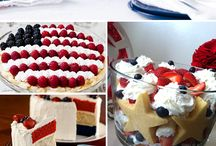Red, White and Blue / by EatSmart Products