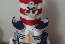 BabyShower layer cake