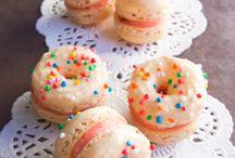 Sugar Shack: Biscotti, Shortbread, Madeleines, & Macarons