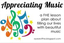 Music Activities / by Dawn Byus