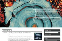Site Design Inspiration  / by Heather Costa