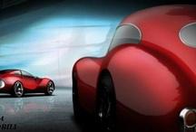 Cisitalia 202 E Concept Car 2012 / by Cisitalia Automobili