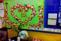 Bulletin board ideas / by Sadonna Smith-Sherfield