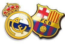 Real Madrid - Barcelona Derbi Maçı Resimleri