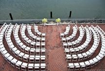 wedding seating ceremony and reception